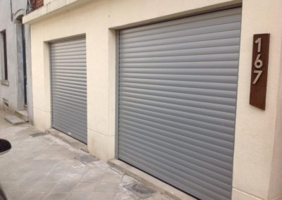 Volet de garage Caroll GA à Liège