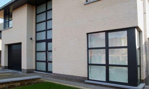 Châssis en PVC à Liège (Profel)