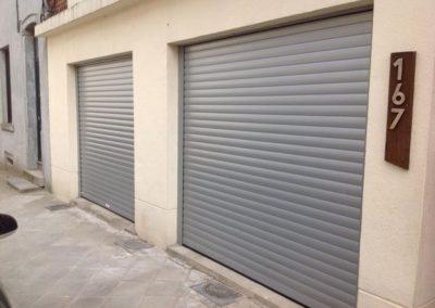 Volets de garage - Liège