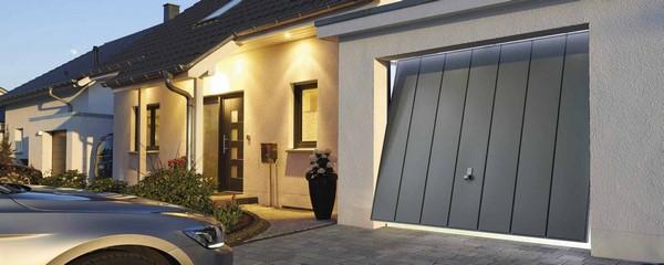 Porte de garage basculante Hörmann