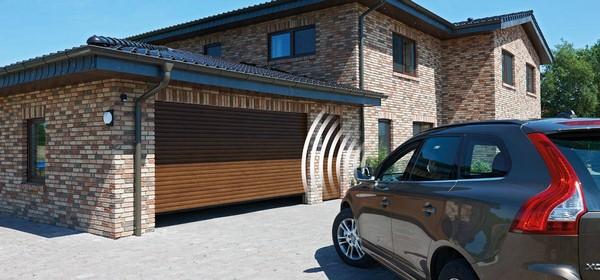 Porte de garage enroulable Hörmann