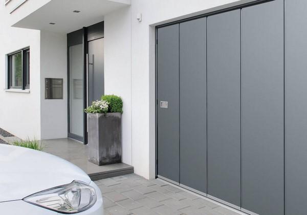 Porte garage Hörmann - ouverture latérale