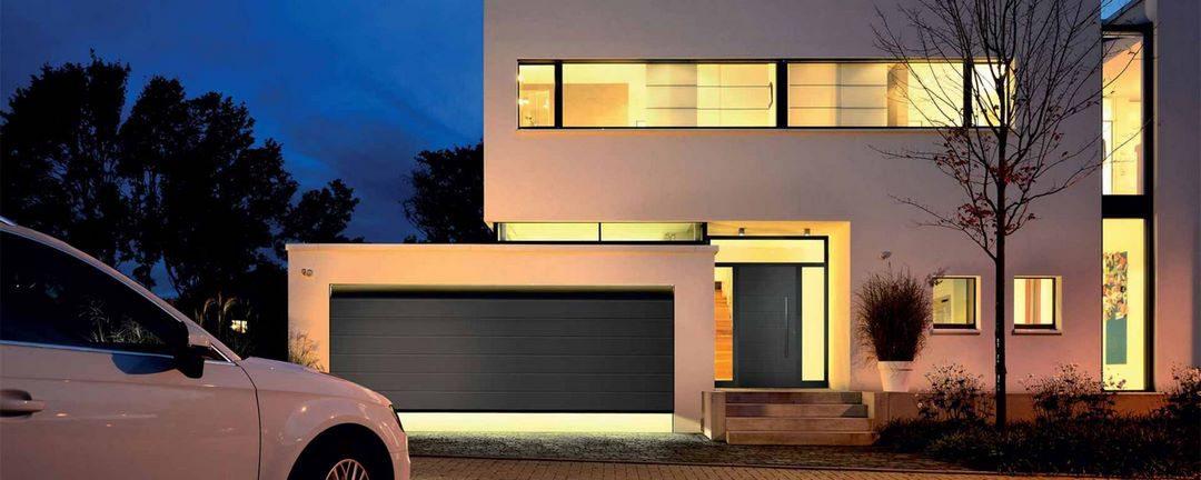 h rmann le savoir faire allemand au service des portes de garage. Black Bedroom Furniture Sets. Home Design Ideas
