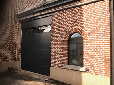 Blégny | Porte de garage sectionnelle Hörmann