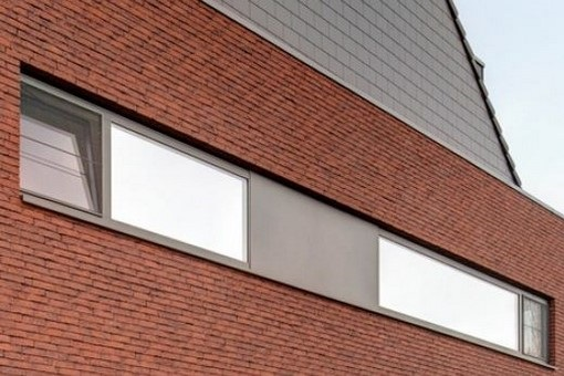 Châssis PVC + aluminium Profel à Liège